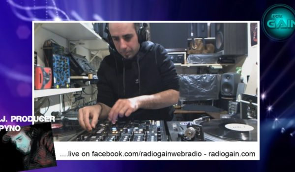 ….live guest Spyno d.j. producer